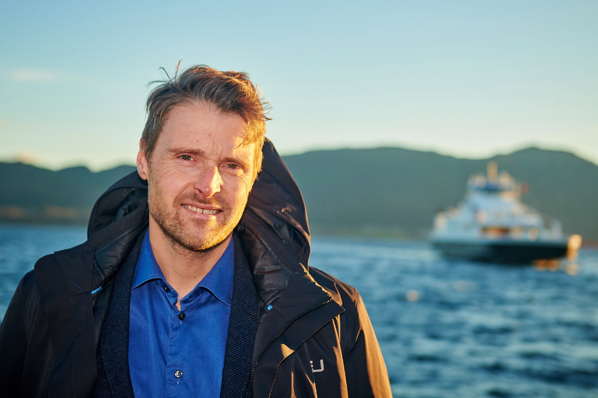 Norwegian Electric Systems managing director Geir Larsen has a background in electrical engineering and automation (source: NES)