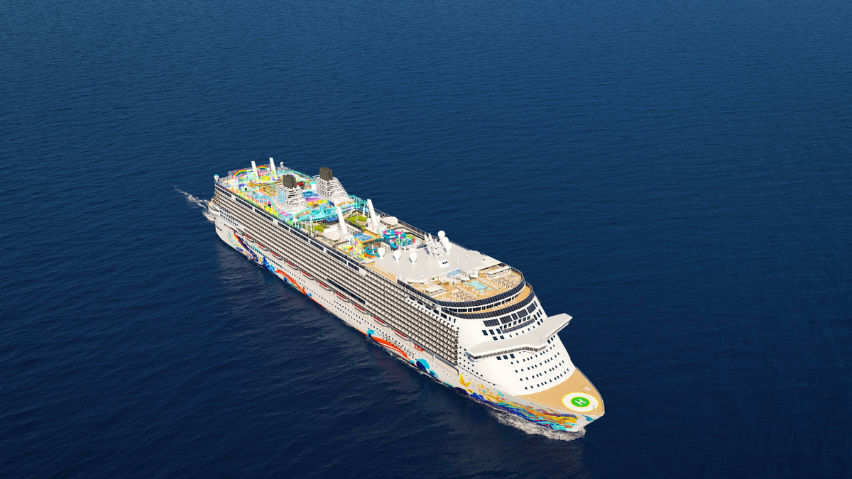 With a passenger capacity of 9,500, Global Dream will make its debut in the Chinese market in 2021 (source: Genting)