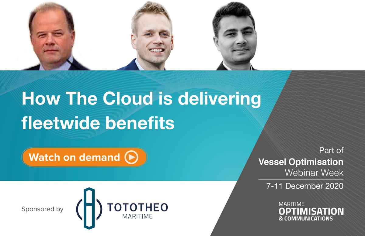 How The Cloud is delivering fleetwide benefits webinar panel