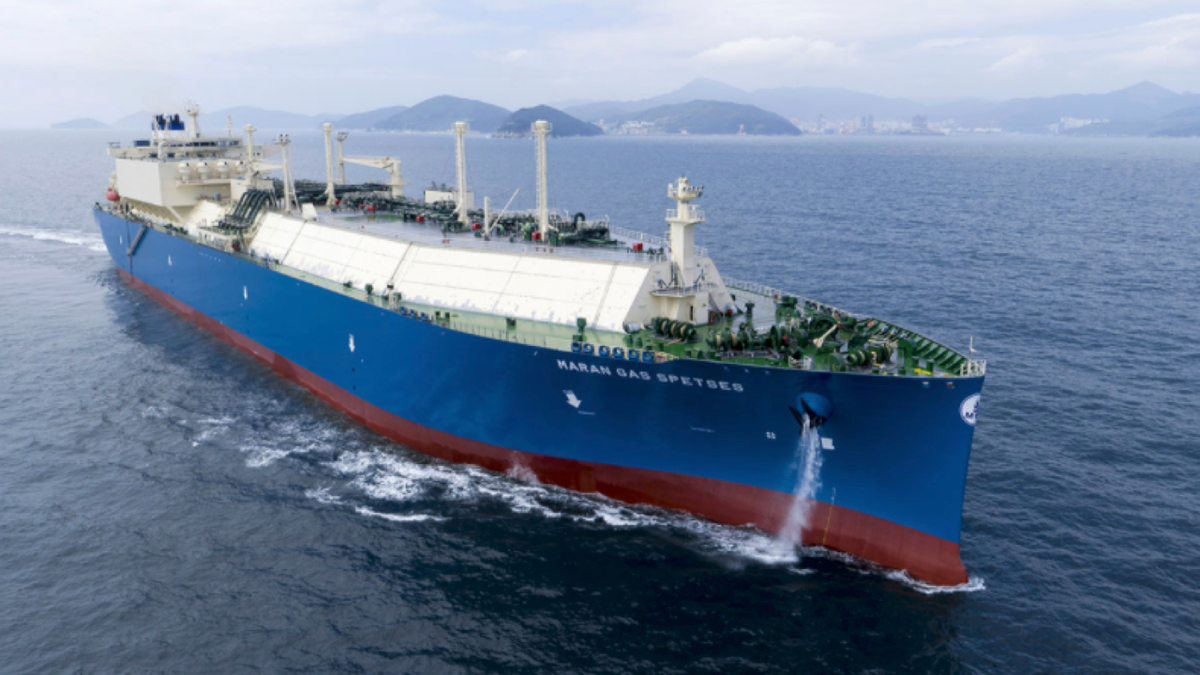 Maran Gas Maritime ranks as one of the world's leading LNG shipowners, with a fleet valued in excess of US$4.5Bn (source: Maran Gas Maritime)
