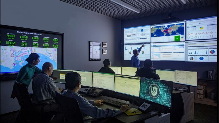 Port of Los Angeles strengthens cyber security with US$6.8M contract