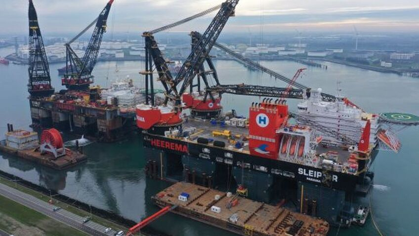 Heerema invests in green vessel power to cut emissions