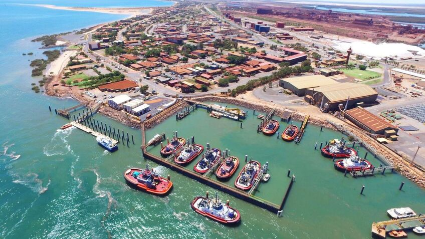 Ports use digital technology to cut emissions
