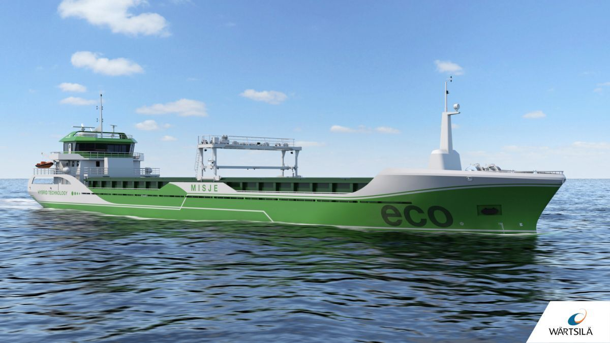 Colombo Dockyard has secured an order to build three Eco Bulkers for Misje Eco Bulk (source: Wärtsilä)