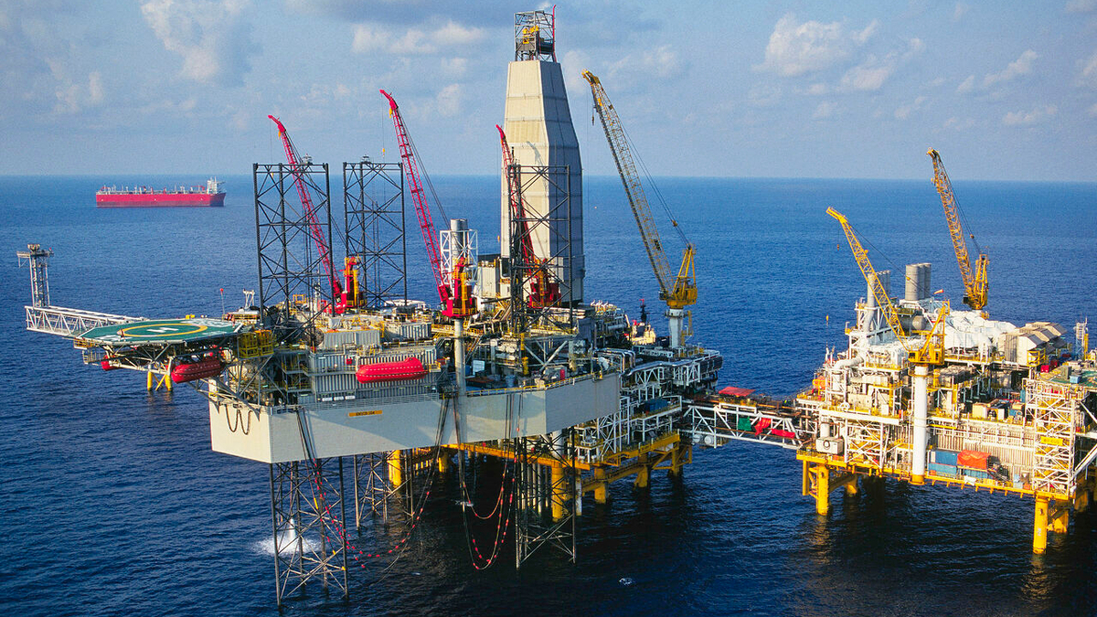 Santos' positive FID clears the way for a US$235M drilling programme at Bayun-Undan field (source: Santos)