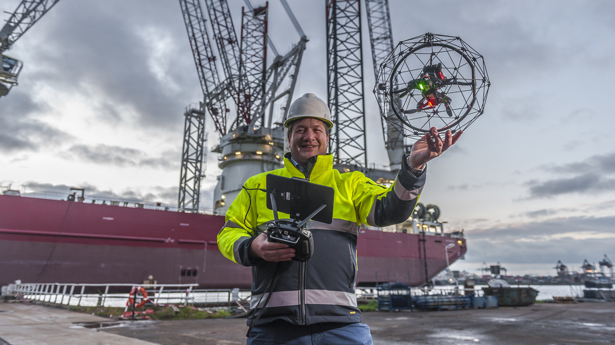 RIMS launches new outfit Global Drone Inspection