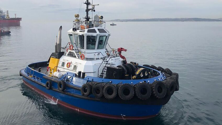 Turkish owner expands tugboat fleet through acquisition