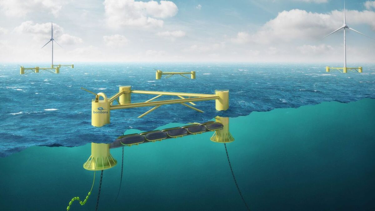 MOL forges partnership with Bombora to identify floating wind opportunities in Japan
