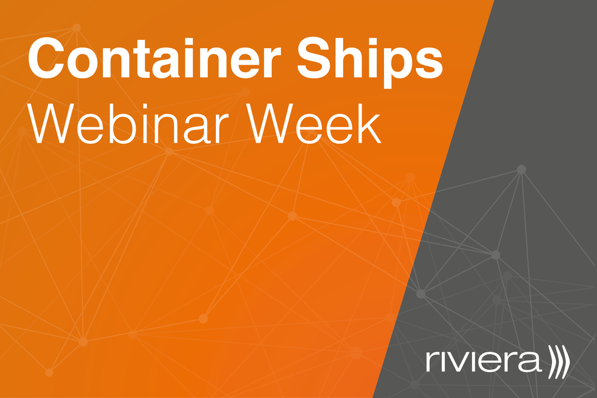 Container Ships Webinar Week