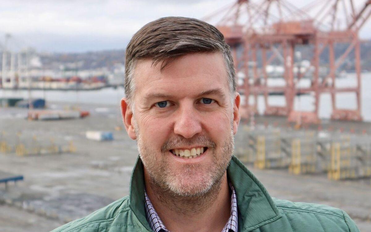 Foss Maritime president Will Roberts