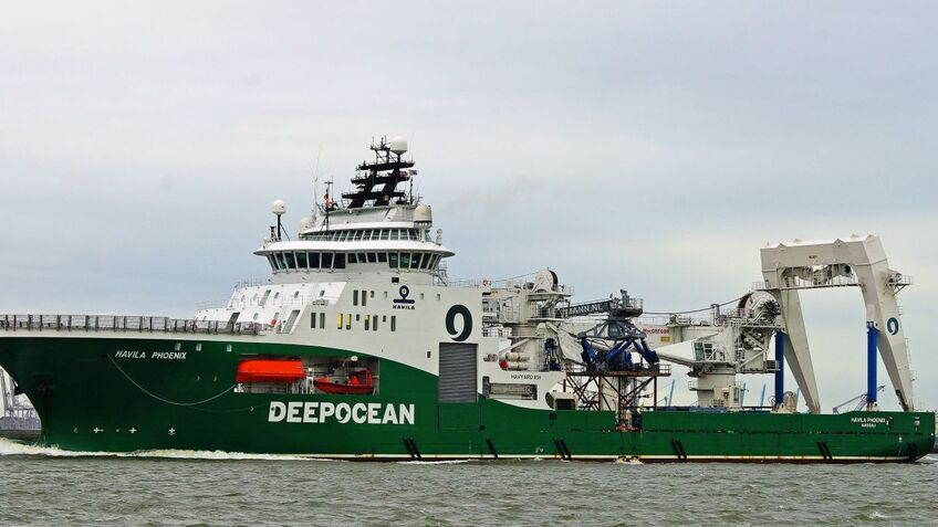 Settlement reached on subsea vessel charterparty termination