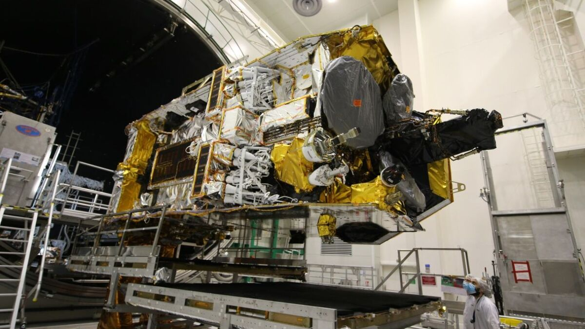 Inmarsat will commission seven new GX satellites by 2024 (source: Inmarsat)