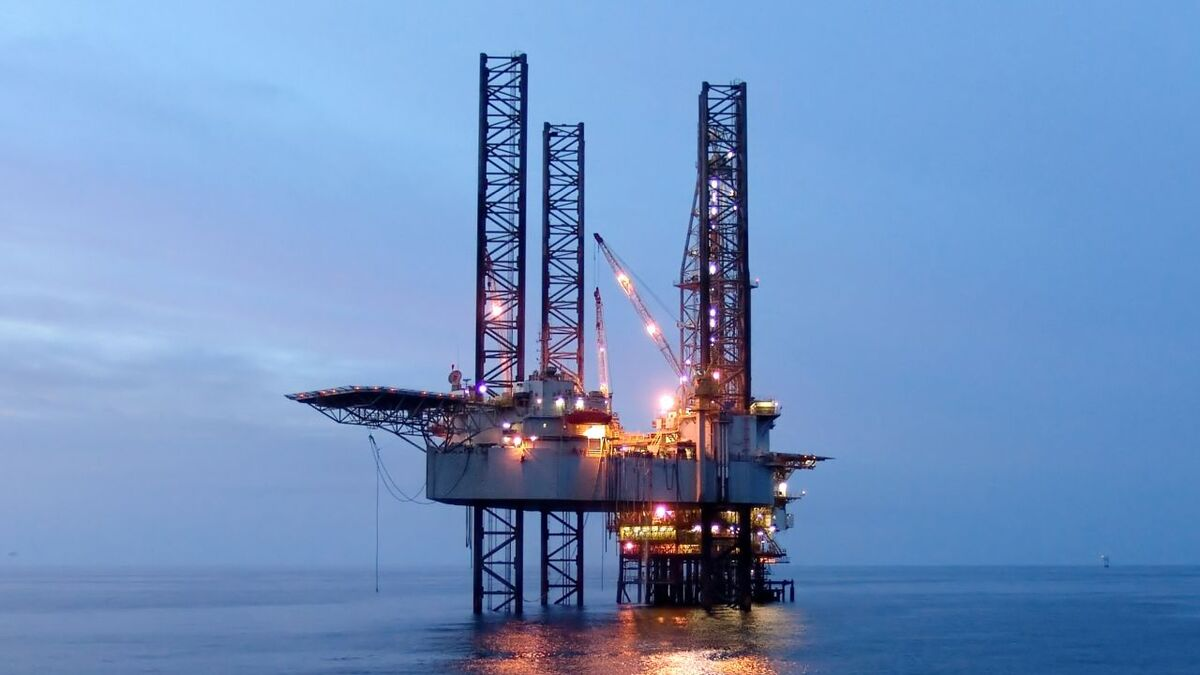 NearshoreNetworks will install VSAT on a North Sea jack-up rig (source: NN)