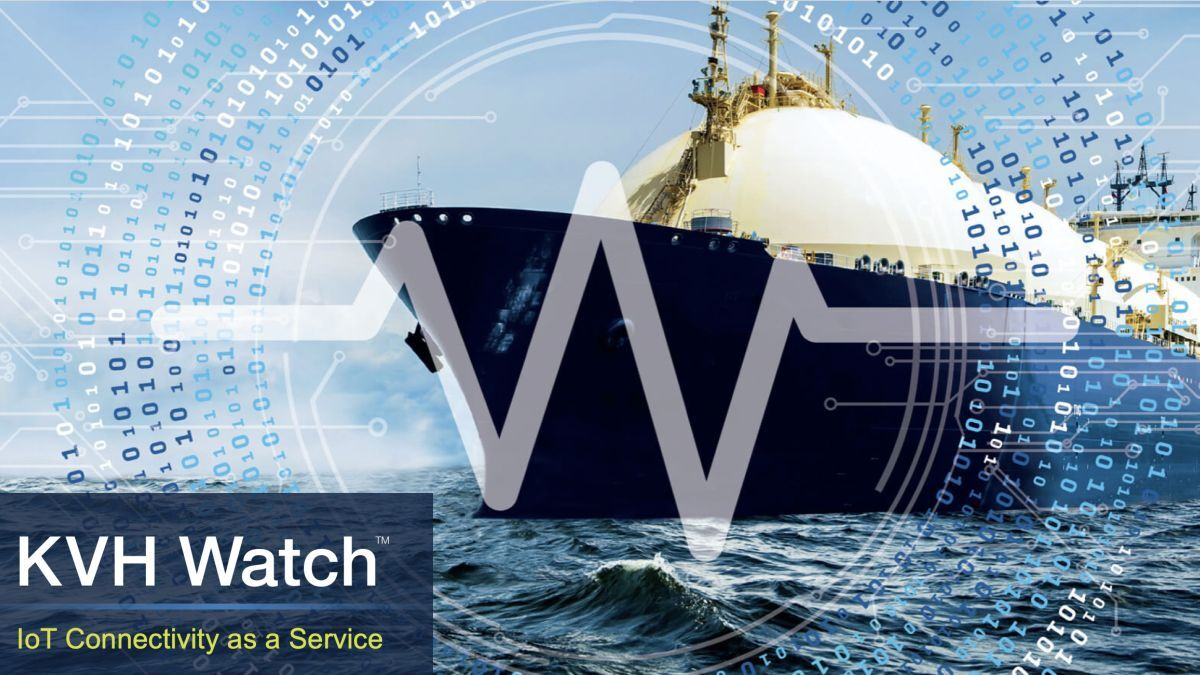 ioCurrents has joined the KVH Watch Solution Partner program