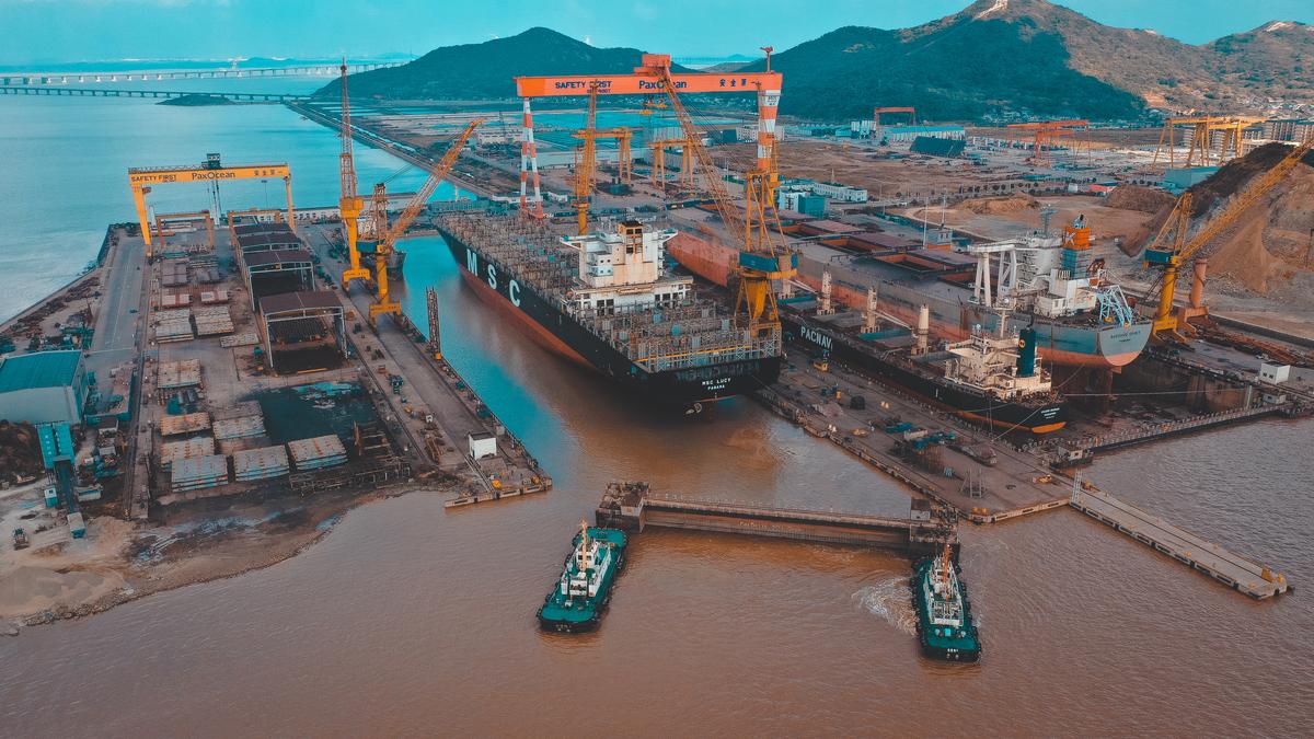 New online platform aims to facilitate ship repair and retrofit deals
