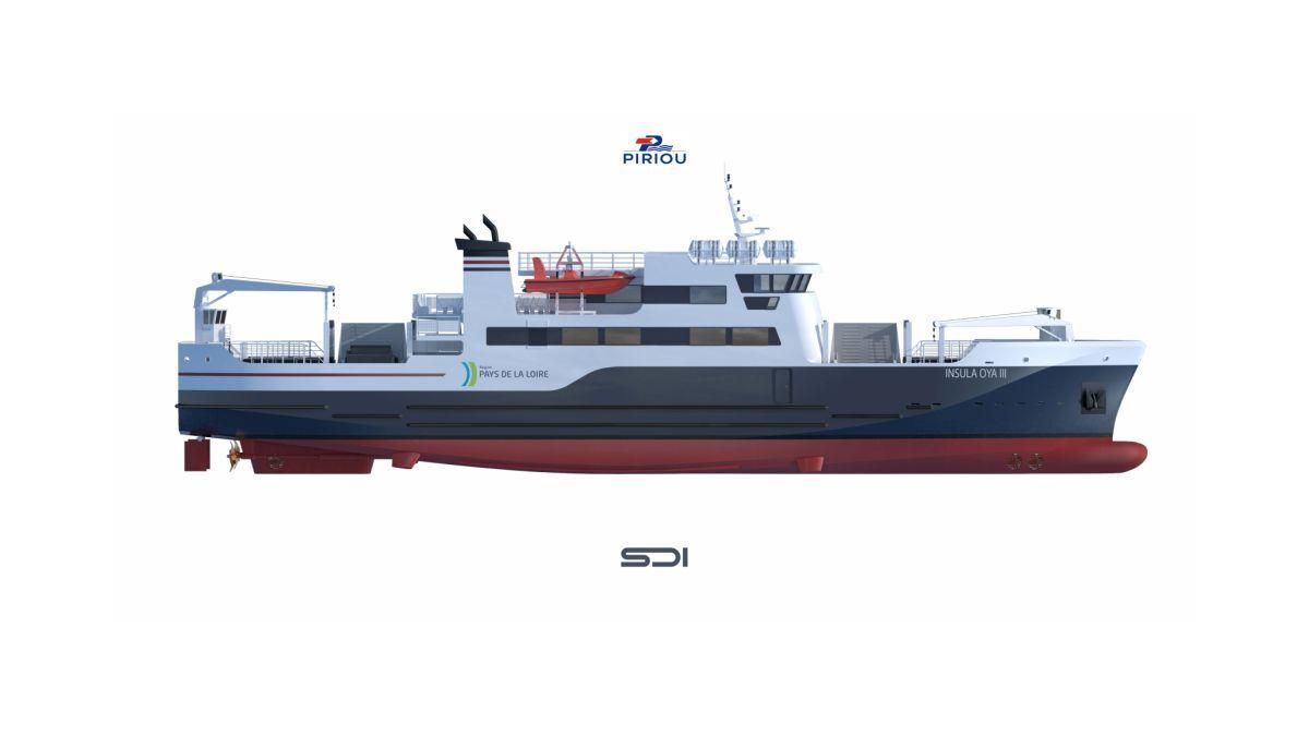 Piriou wins shipbuilding contract for Yeu Islands ferry