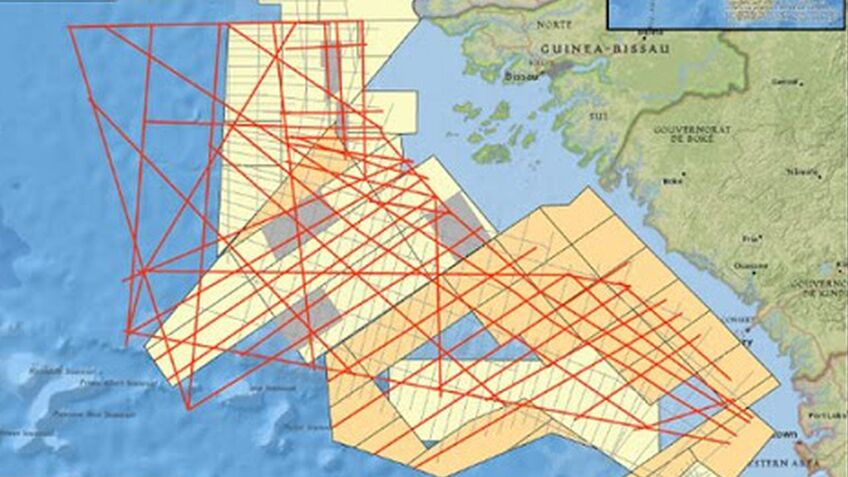TGS signals gradual improvement in seismic services
