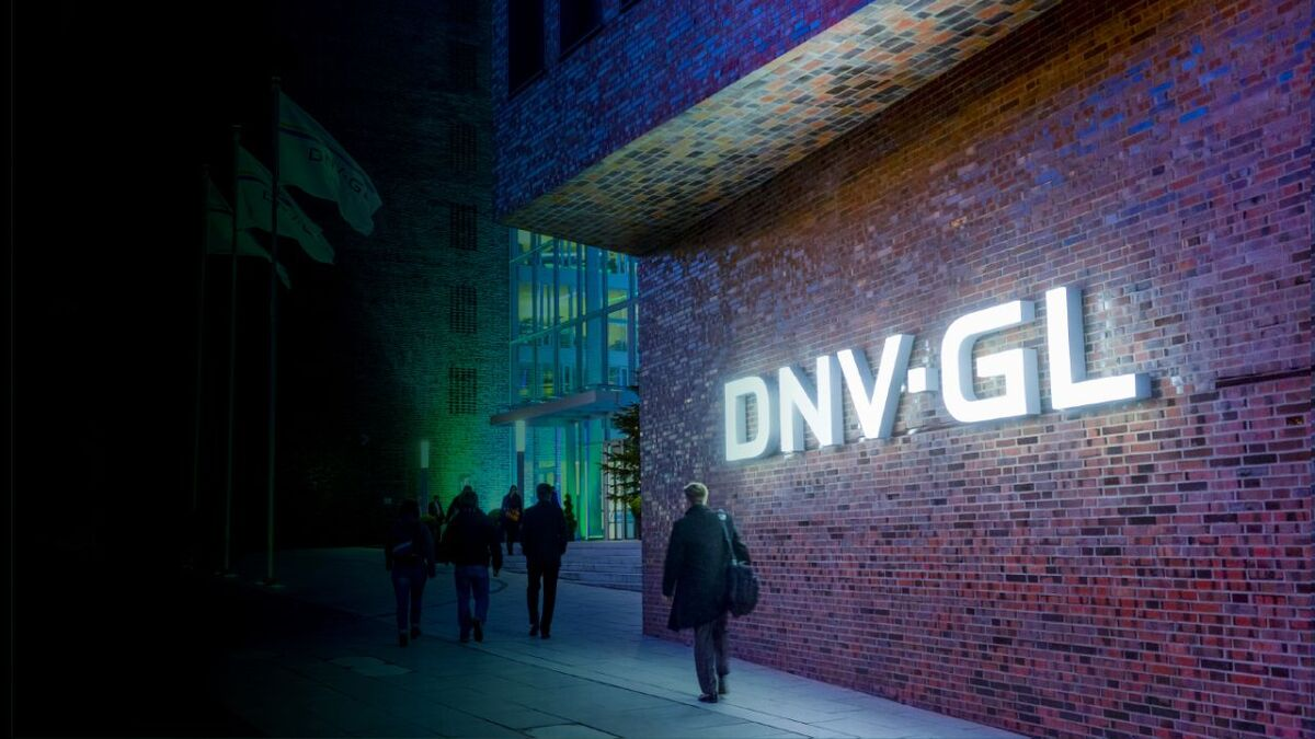 The initials of the Germanischer Lloyd company, one of the two companies that merged in 2013 to create DNV GL, will be removed from the company name (Image: DNV GL)