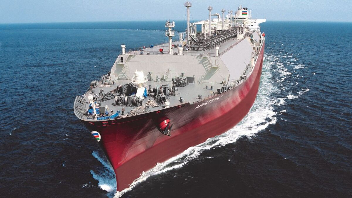 Capital Gas takes delivery of LNG newbuilding