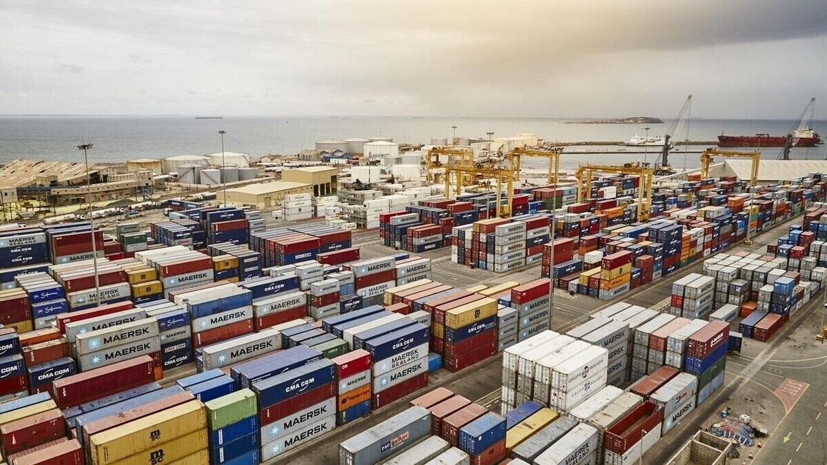 DP World is investing in a new container terminal at the Port of Dakar (Image: DP World)