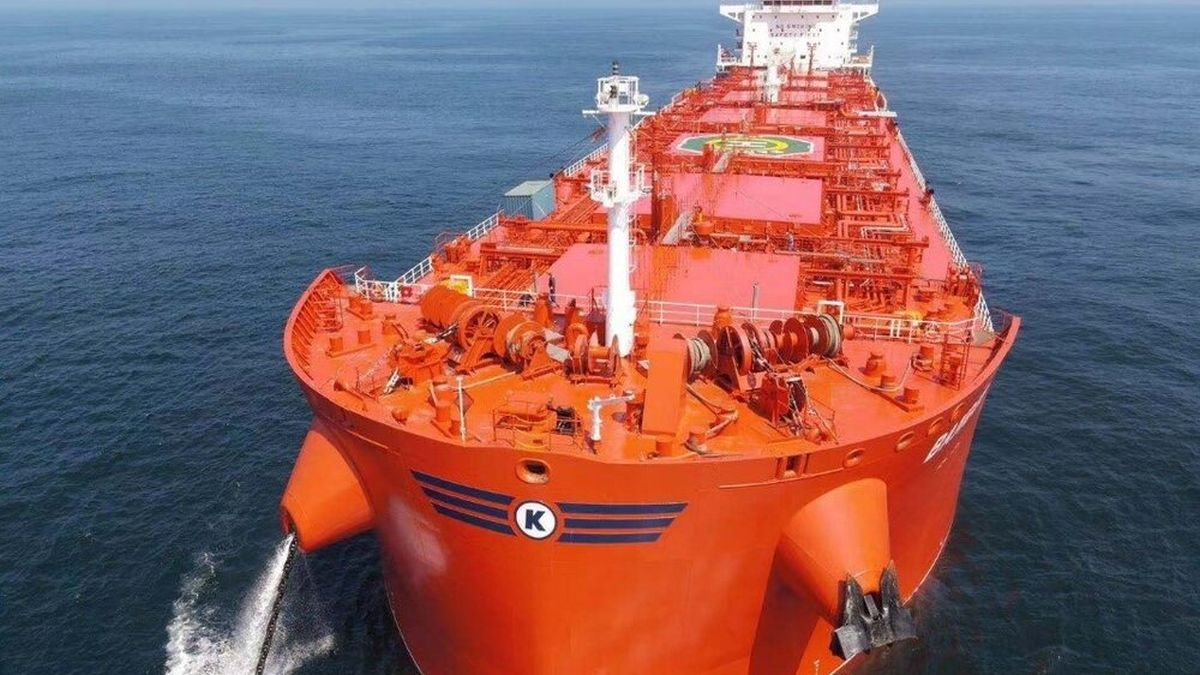 Klaveness takes delivery of sixth CLEANBU carrier