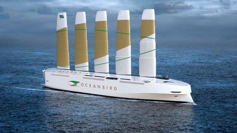 Oceanbird ro-ro: Embarking on a new era of wind propulsion