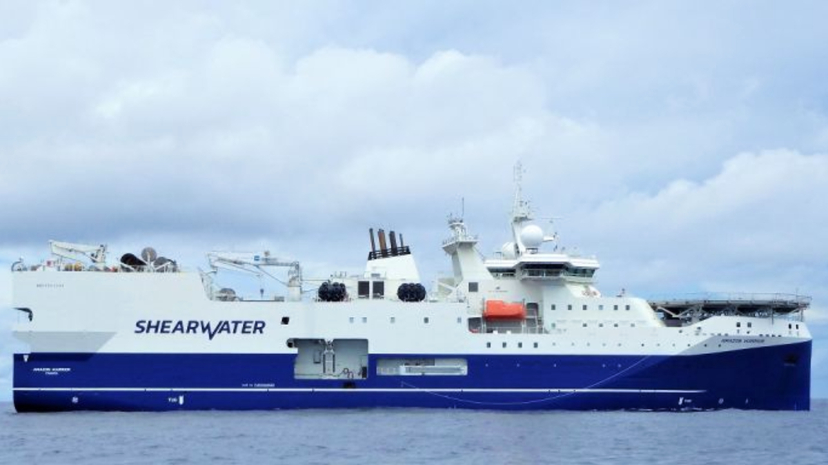 Shearwater GeoServices has one of the world's largest fleets of high-end seismic vessels (source: Shearwater GeoServices)