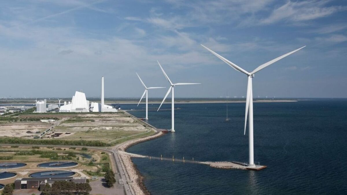 Ørsted takes FID on offshore wind-to-green hydrogen project
