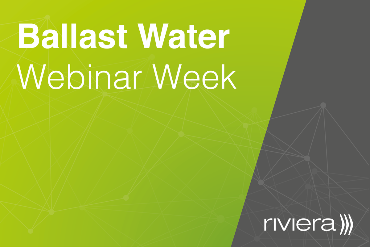 Ballast Water Webinar Week