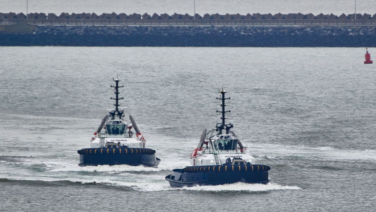 New tugs must comply with IMO Tier III emissions requirements