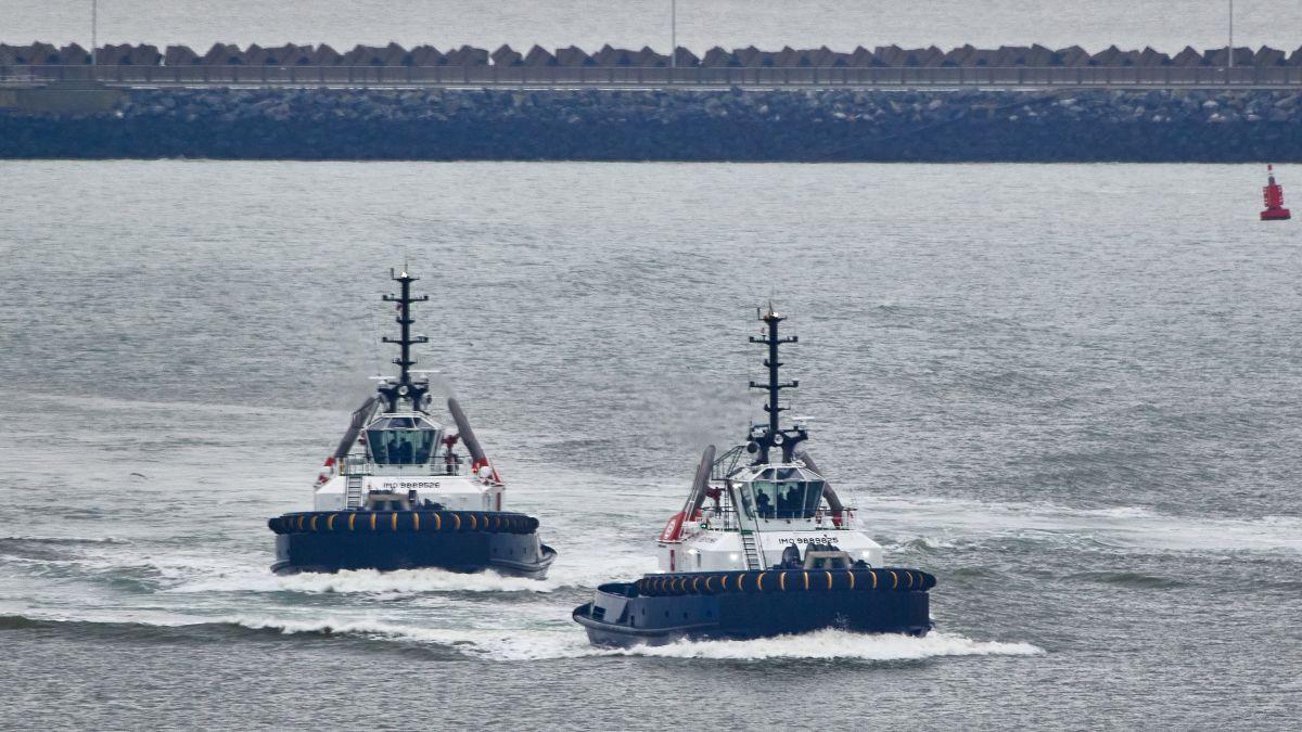 Boluda's new tugs VB Bolero and VB Rumba are IMO Tier III compliant