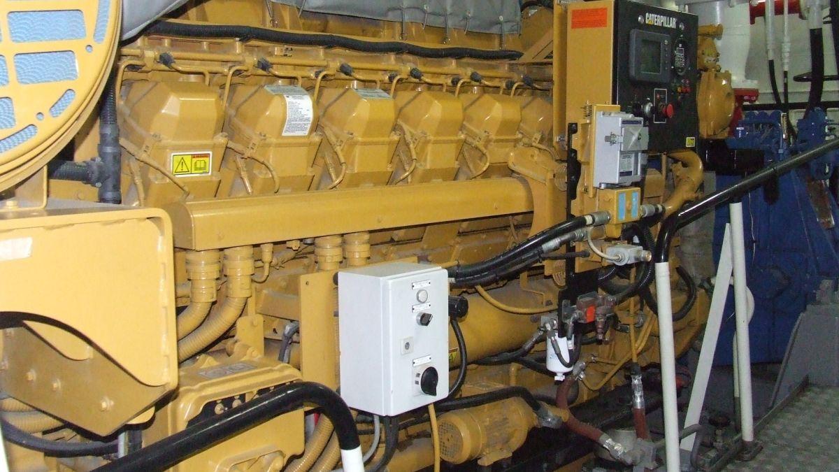 Many Damen-built tugs have Caterpillar 3512E diesel engines (source: RMM)