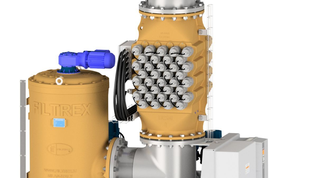 DESMI Ocean Guard's CompactClean BWMS for bulkers