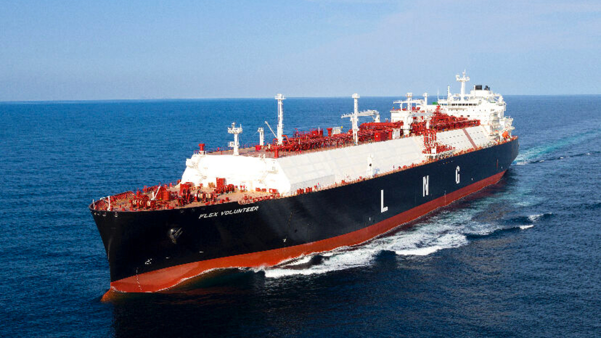 Flex LNG makes it a dozen, adds X-DF newbuilding to fleet