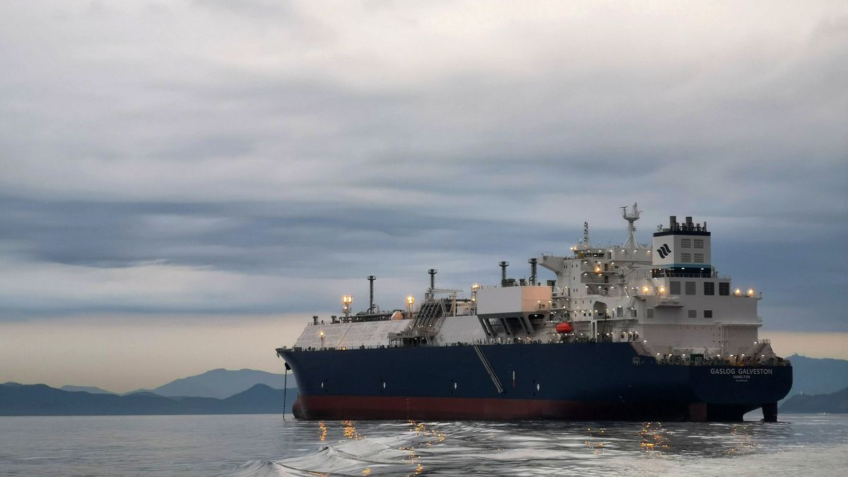 GasLog secures multi-month charter for LNG carrier to Cheniere