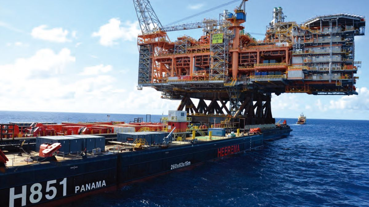 Heerema signs up Techcross to supply BWMS to heavy lift vessels
