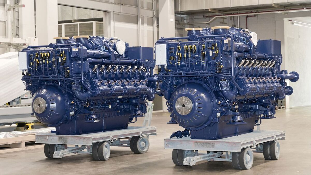 MTU gas engines will be supplied to Sembcorp's new harbour tug (source: RR)