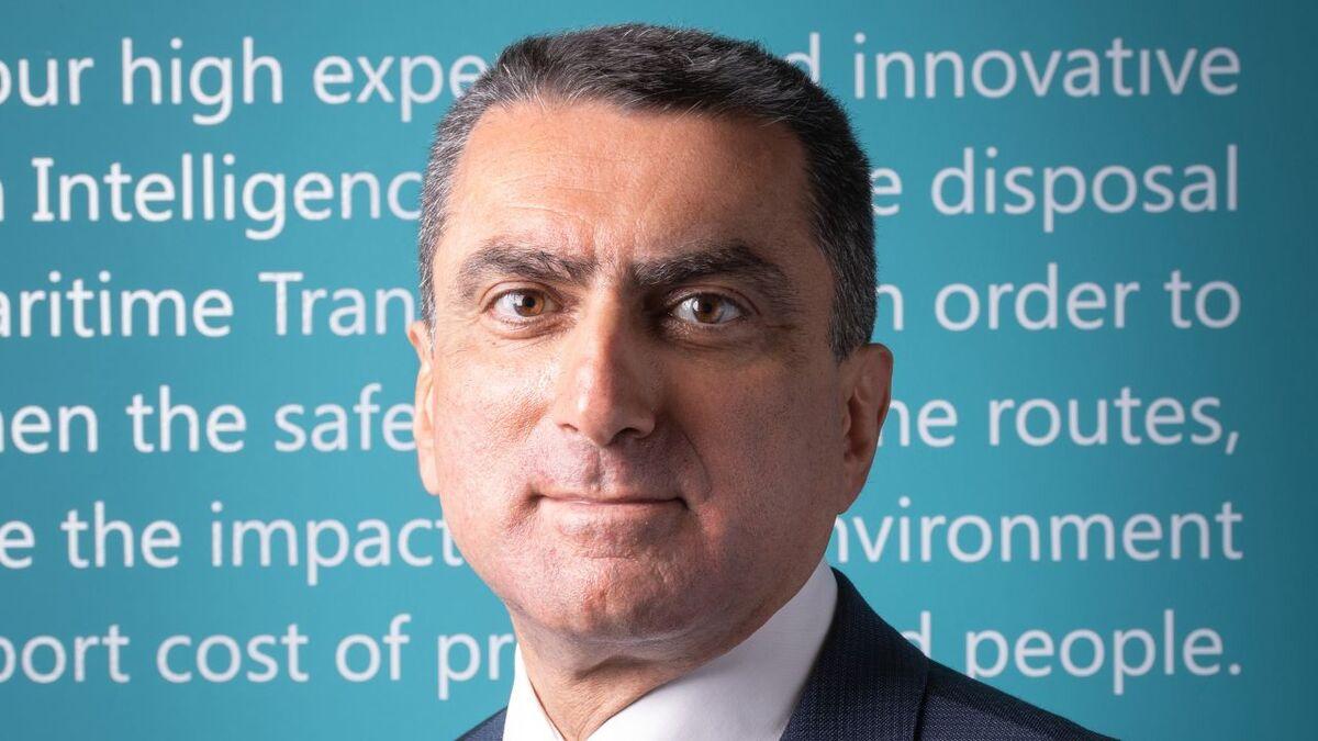 Mike Konstantinidis (Metis): Empower shipping's digital transformation (source: Metis)