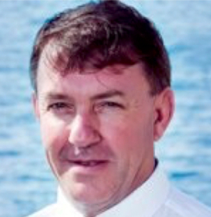 """John Giddens (Tasik Subsea): """"We realised an outbreak of Covid on board our vessel would be a personal and commercial disaster"""" (source: Tasik Subsea)"""