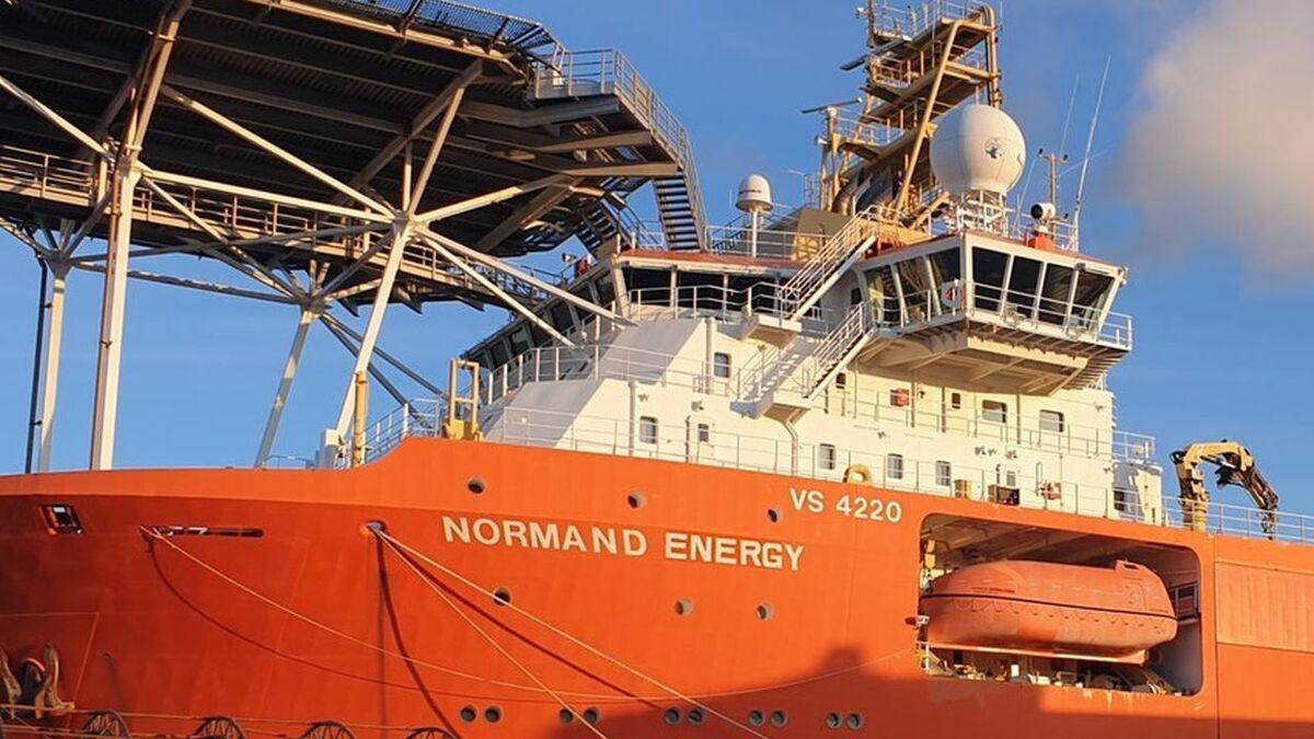 Normand Energy is a 2007-built, VS 4220-design vessel (source: Solstad)