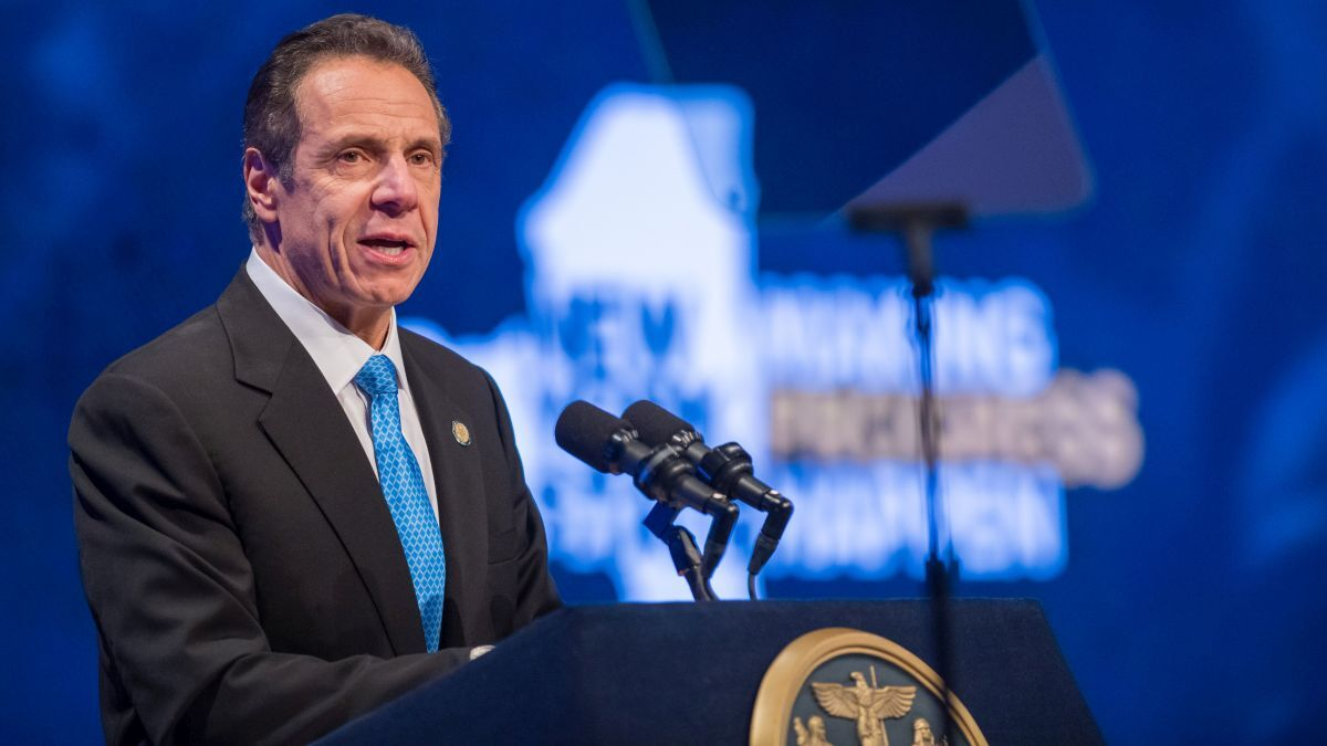 The New York Offshore Wind Training Institute formed part of Governor Cuomo's State of the State speech in January 2021