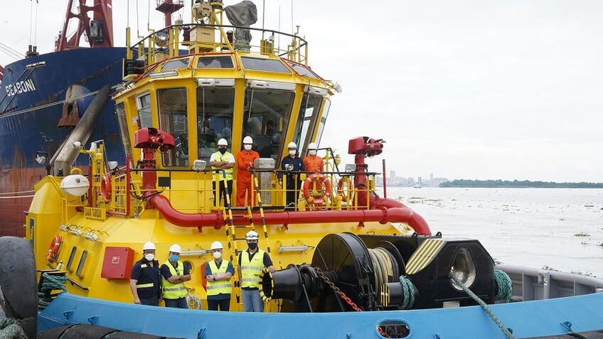 SAAM adds two tugs to Ecuadorian fleet