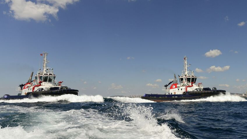£18Bn Turkish trade agreement prevents Brexit impacting tug sales