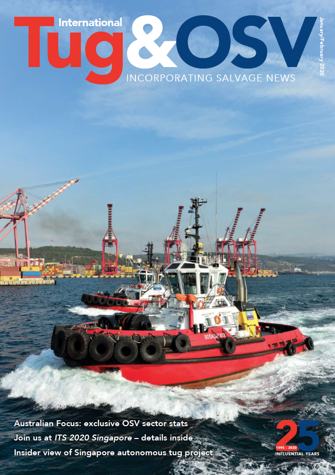International Tug & OSV January/February 2020