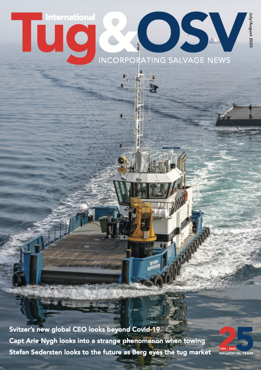 International Tug & OSV July/August 2020