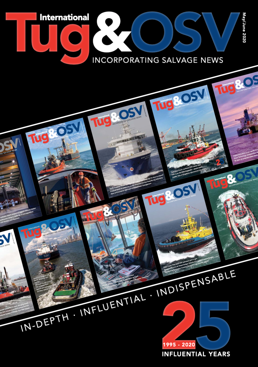 International Tug & OSV May/June 2020