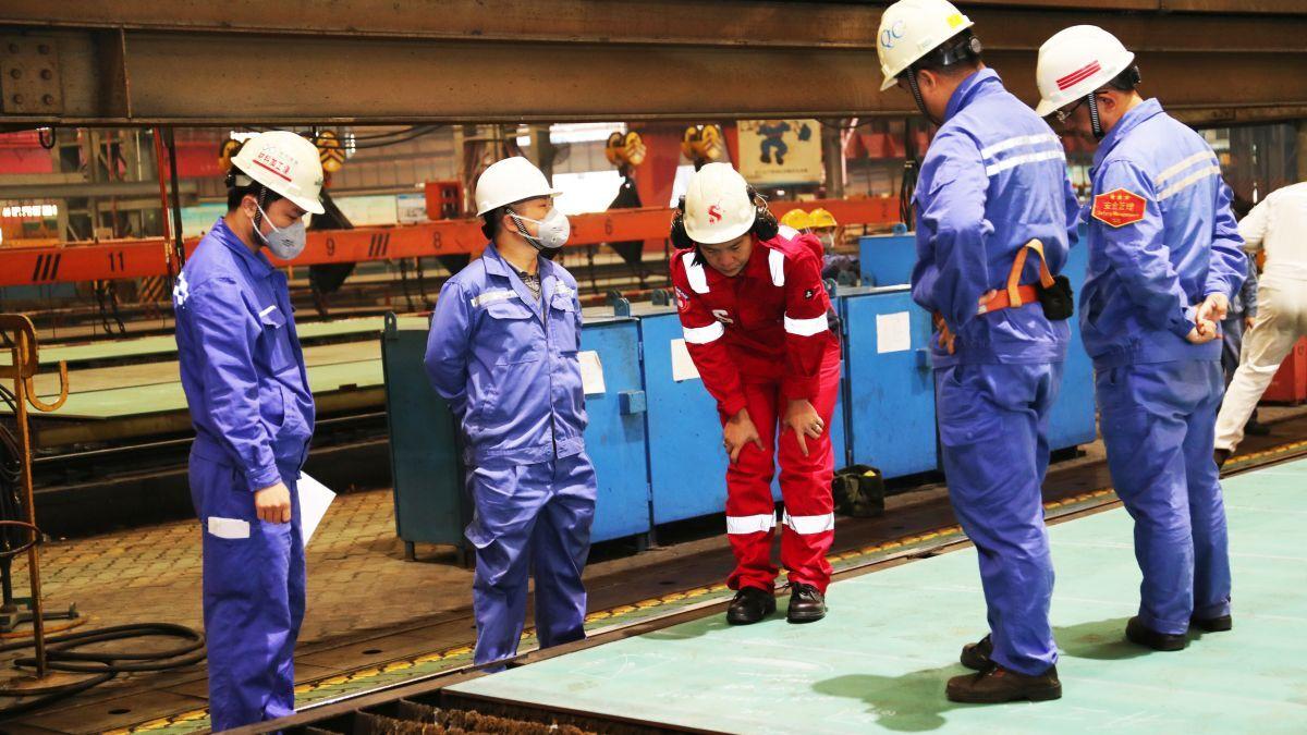 Proman Stena Bulk starts steel cutting for methanol-fuelled tanker