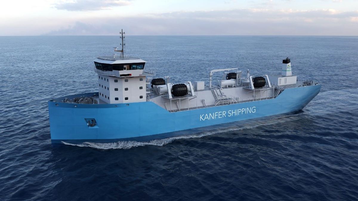Norwegian owner inks LOI for two LNG bunker vessels