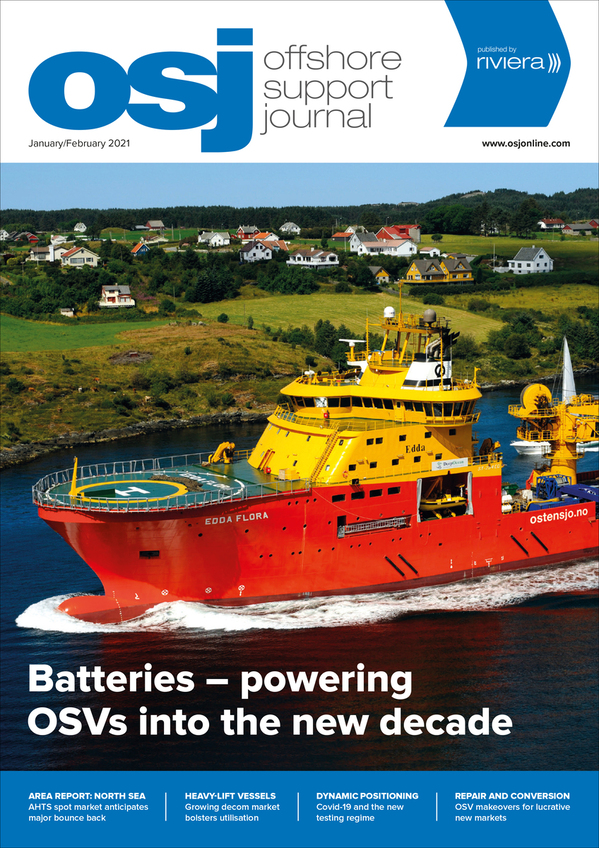 Offshore Support Journal