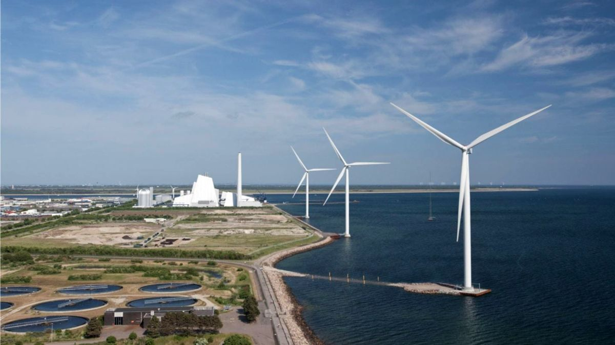 Ørsted has taken FID on the H2RES demonstration project, which will use offshore wind energy to produce renewable hydrogen (source: Ørsted)